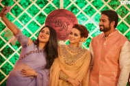 Bhavana Wedding Reception Photos