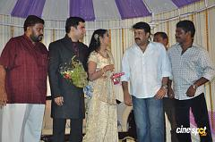 Actress Navya Nair Marriage Wedding reception Photos (24)