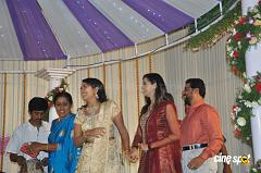 Actress Navya Nair Marriage Wedding reception Photos (30)