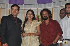 Actress Navya Nair Marriage Wedding reception Photos (49)