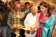 Parvathy Omanakuttan Launches Woman's World Showroom at Express Avenue Photos