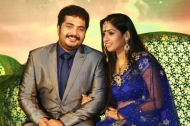 Vinu mohan wedding reception photos