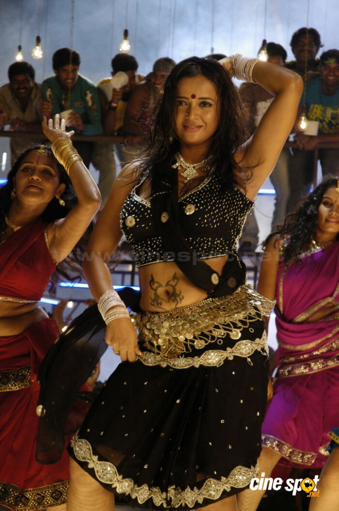 Tanu Roy Hot Dance Stills (7)