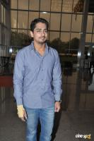 Siddharth at Hyderabad Paws Magazine Launch (3)