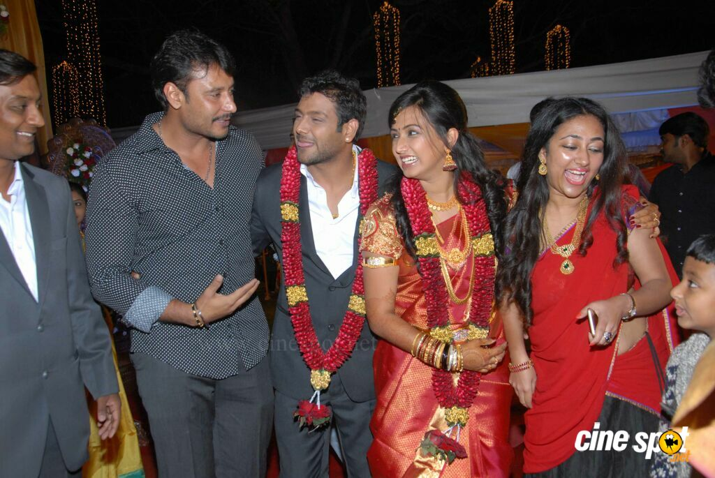 Vishwas & Spoorthi Reception (27)