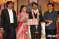 Raj TV MD Daughter Marriage Reception (15)