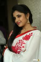 Shyamala at Uttama Villain Movie Release Press Meet (9)