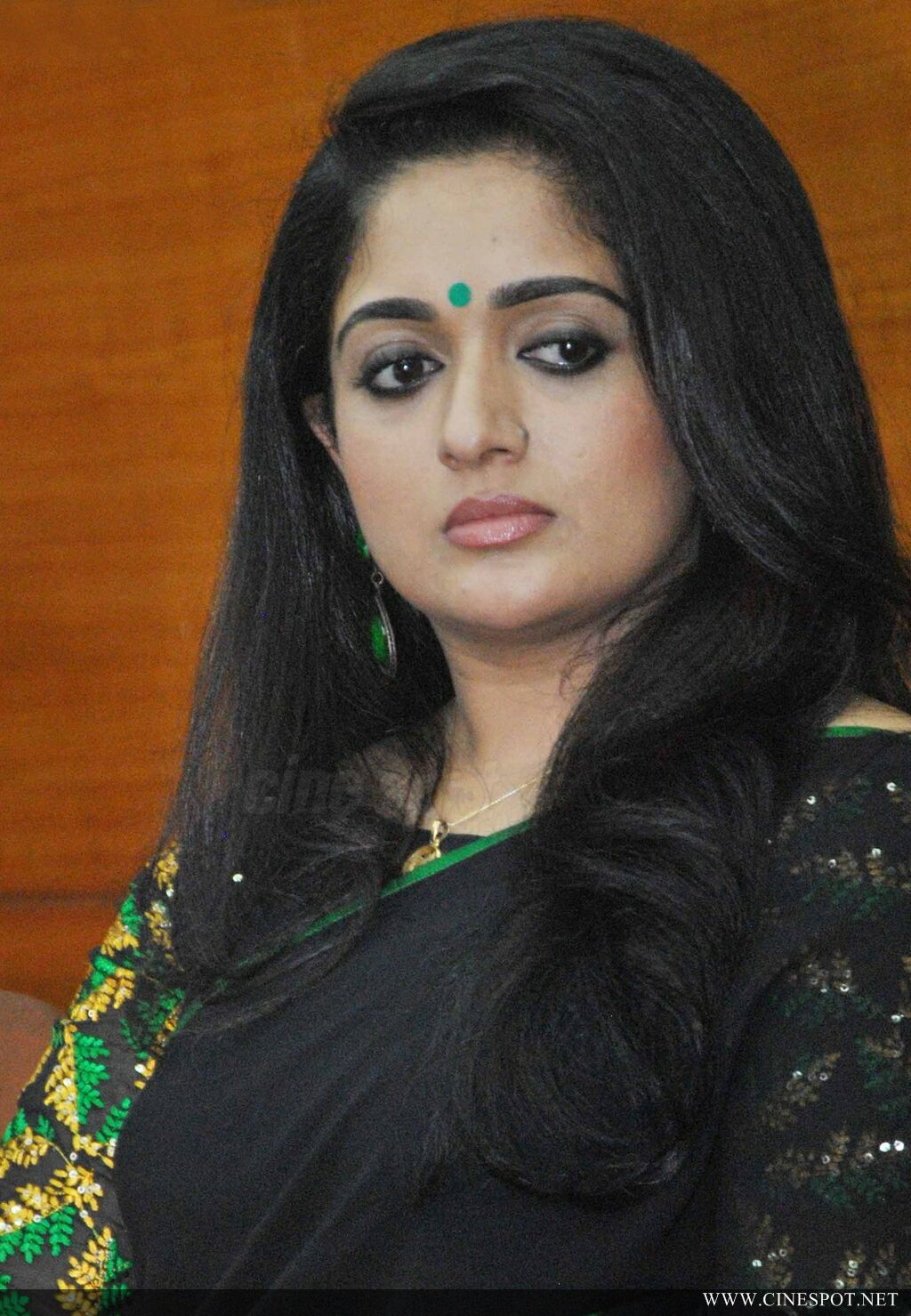 Kavya Madhavan at Pinneyum Film Press Meet (7)