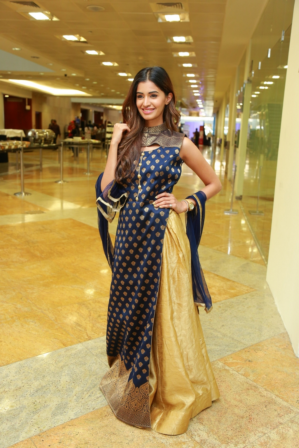 Sushruthi Krishna at Hi Life Exhibition Launch (12)