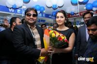 Raashi Khanna Launches Big C Mobile Store Photos