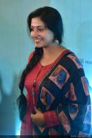 Anu Sithara at Aana Alaralodalaral Audio Launch (17)