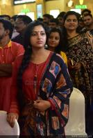 Anu Sithara at Aana Alaralodalaral Audio Launch (3)