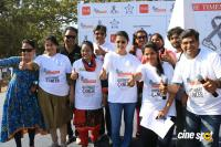 Gautami Life Again Foundation Winner Walks Photos