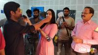 Regina Cassandra Birthday Celebration At Mr Chandramouli Sets Photos