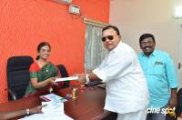 Radha Ravi Nomination For Dubbing Union Election Photos