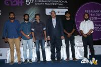 5th Chennai International Short Film Festival Press Meet Photos