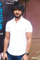 Gautham Karthik at Iruttu Araiyil Murattu Kuththu Press Meet (1)