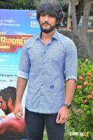 Gautham Karthik at Mr Chandramouli Press Meet (20)