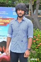 Gautham Karthik at Mr Chandramouli Press Meet (21)