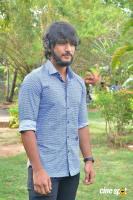 Gautham Karthik at Mr Chandramouli Press Meet (22)
