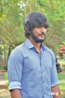 Gautham Karthik at Mr Chandramouli Press Meet (26)