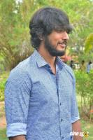 Gautham Karthik at Mr Chandramouli Press Meet (30)