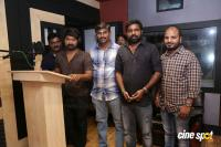 Kazhugu 2 Movie Dubbing Started Photos