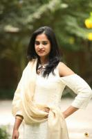 Nanditha Raj at Vishwamitra Teaser Launch (13)