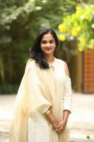 Nanditha Raj at Vishwamitra Teaser Launch (25)