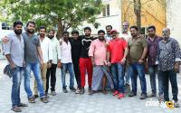 Kanni Maadam Shooting Wrapped Up Photos