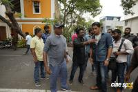 Aruvam Movie Working Stills