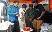 Kolaigaran Team Cake Cutting Photos
