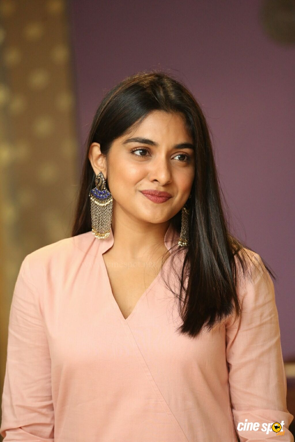 Nivetha Thomas at Brochevarevarura Success Meet (10)
