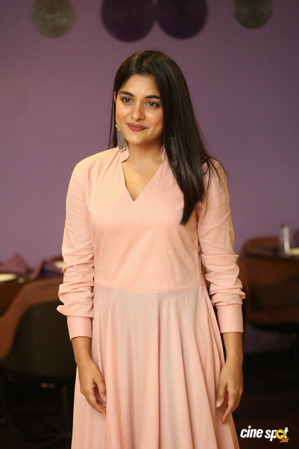 Nivetha Thomas at Brochevarevarura Success Meet (16)