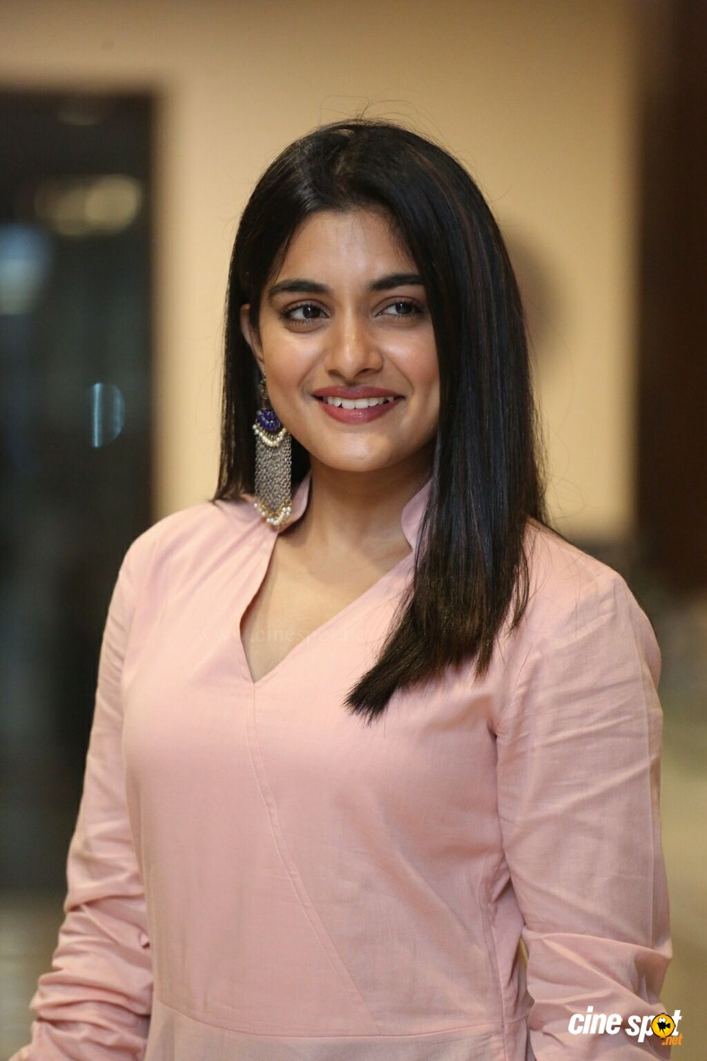 Nivetha Thomas at Brochevarevarura Success Meet (25)