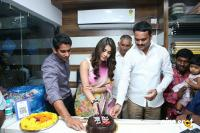 Nabha Natesh Inaugurated Linen House At Nizampet (10)