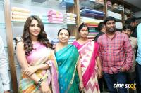 Nabha Natesh Inaugurated Linen House At Nizampet (11)