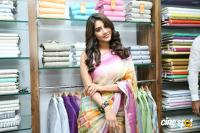 Nabha Natesh Inaugurated Linen House At Nizampet (12)