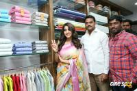 Nabha Natesh Inaugurated Linen House At Nizampet (13)