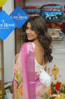 Nabha Natesh Inaugurated Linen House At Nizampet (17)