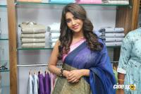 Nabha Natesh Inaugurated Linen House At Nizampet (18)
