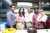 Nabha Natesh Inaugurated Linen House At Nizampet (2)