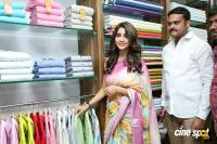 Nabha Natesh Inaugurated Linen House At Nizampet (3)