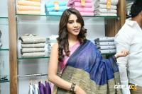 Nabha Natesh Inaugurated Linen House At Nizampet (4)