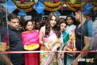 Nabha Natesh Inaugurated Linen House At Nizampet (5)