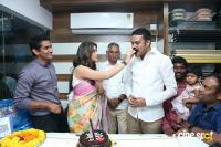 Nabha Natesh Inaugurated Linen House At Nizampet (6)