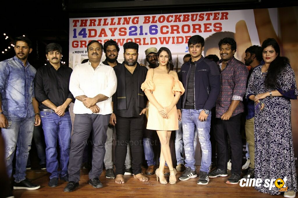 Arjun Suravaram Movie Success Meet (12)