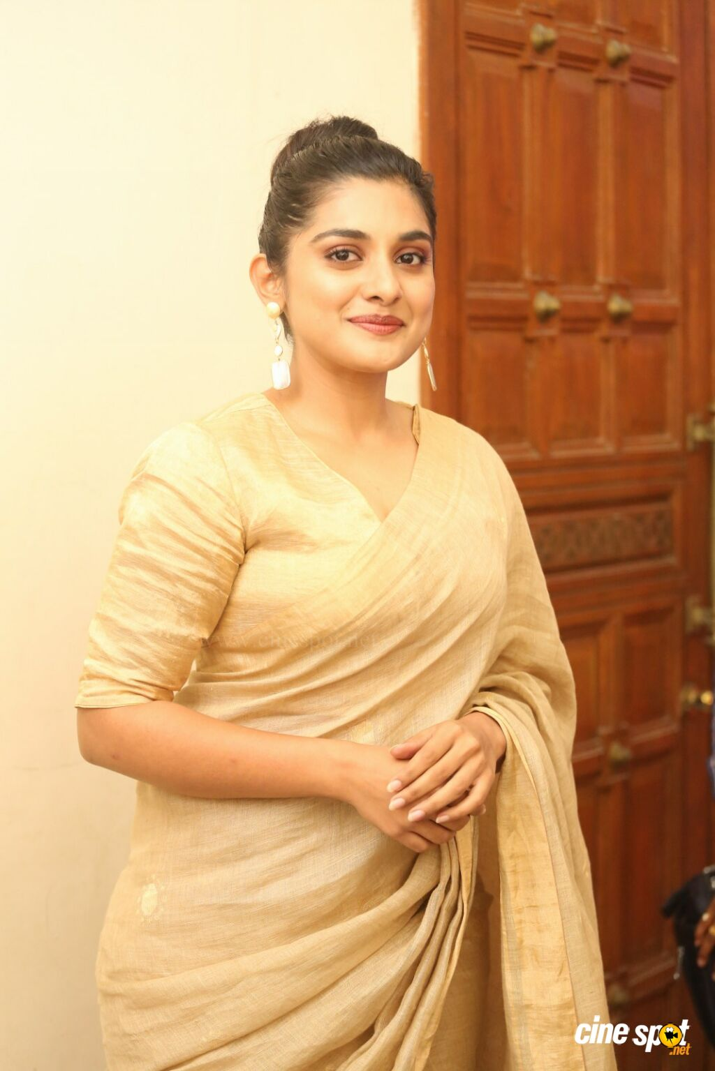 Nivetha Thomas at Darbar Pre Release Event (2)