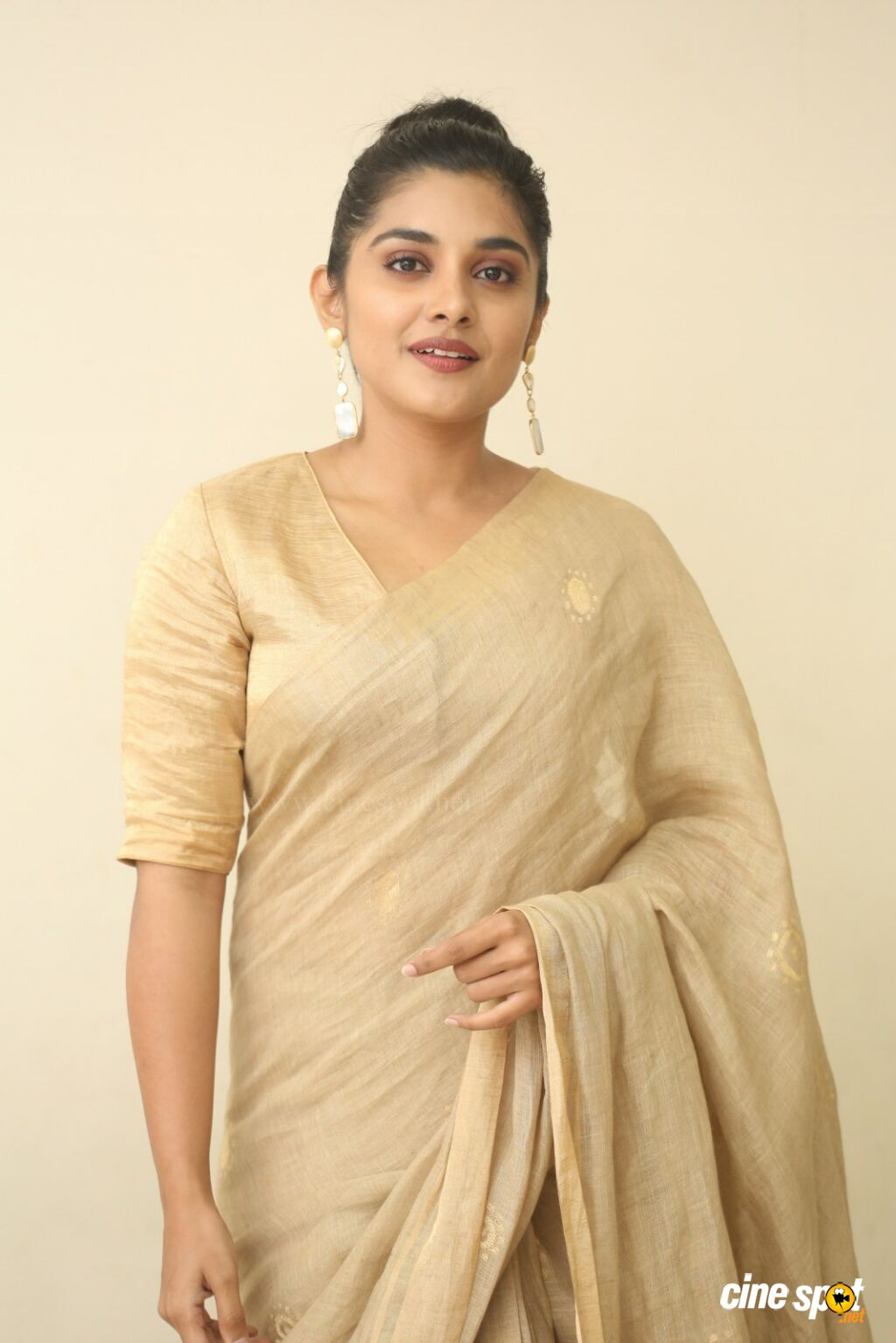 Nivetha Thomas at Darbar Pre Release Event (7)