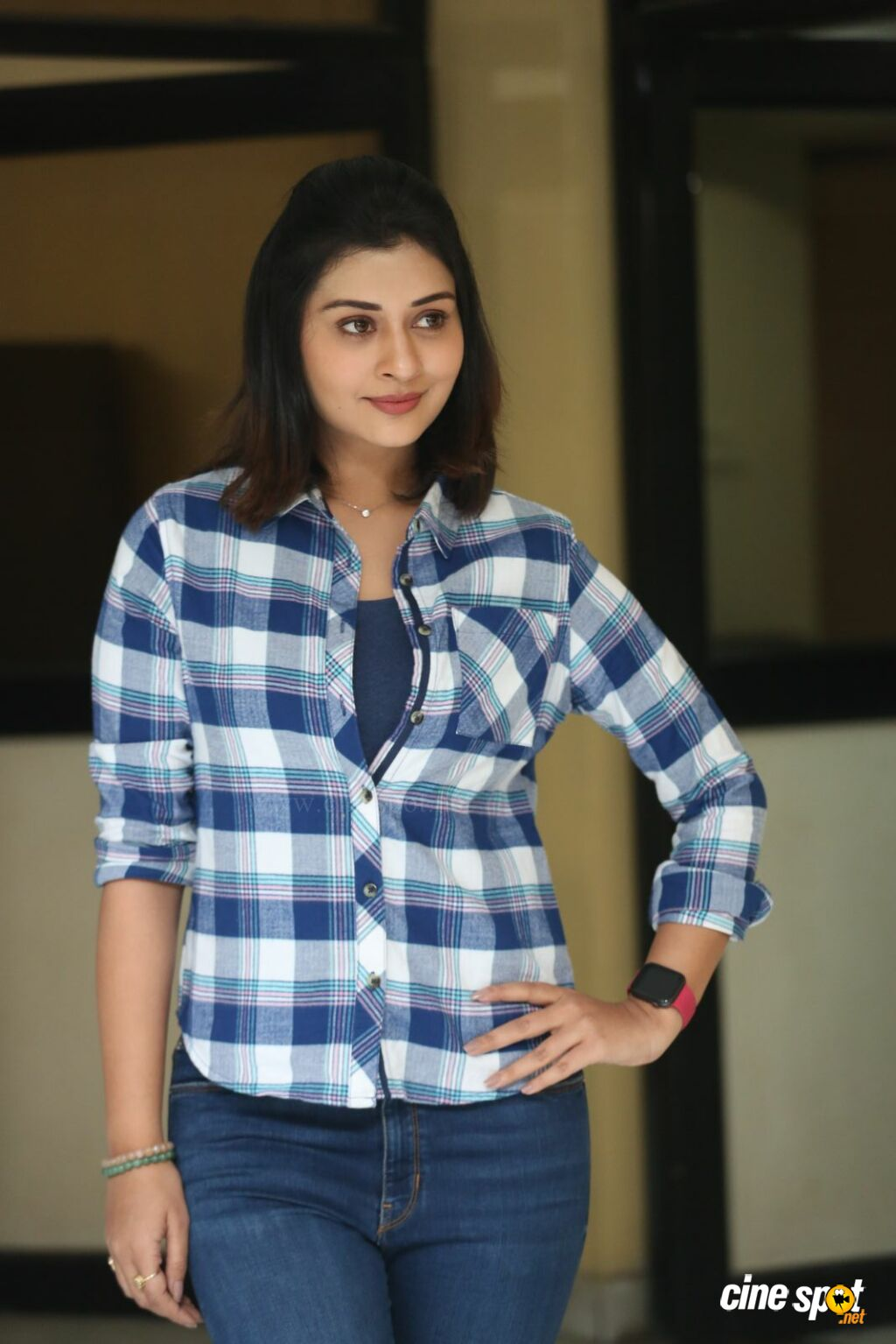 Payal Rajput at 5ws Movie First Look Launch (7)